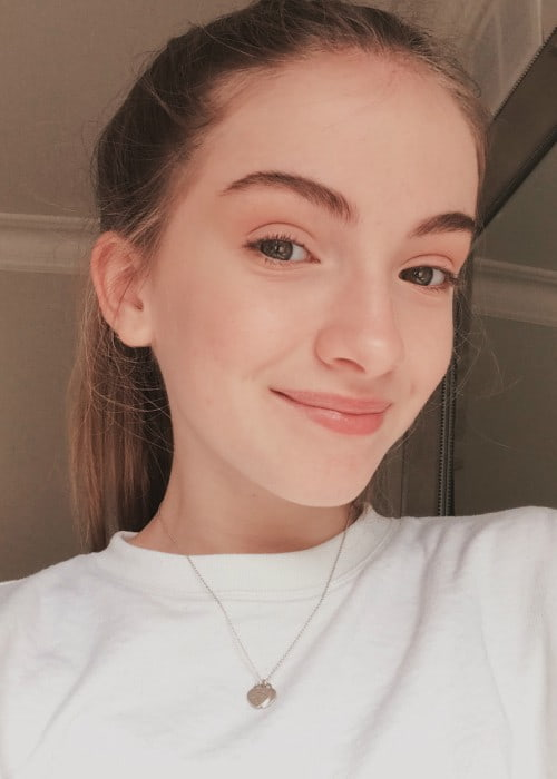 Lauren Orlando in an Instagram selfie as seen in February 2018