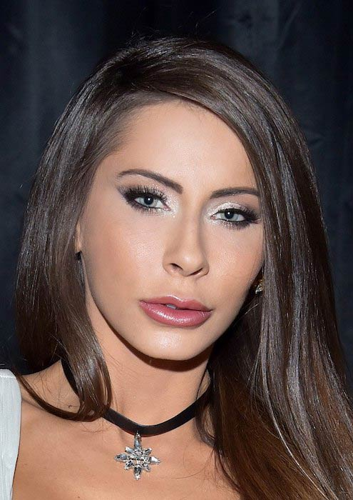 Madison Ivy at the AVN Awards Show in January 2017