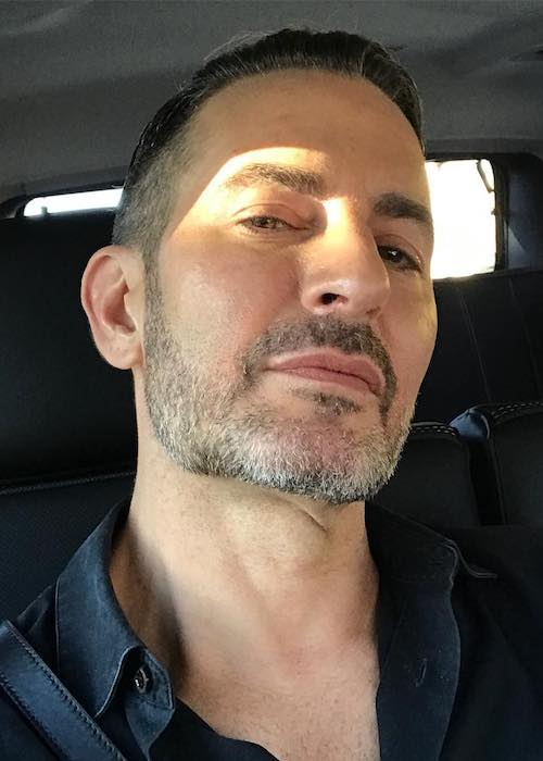 Marc Jacobs in a September 2017 selfie