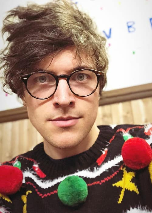 PJ Liguori as seen in December 2017