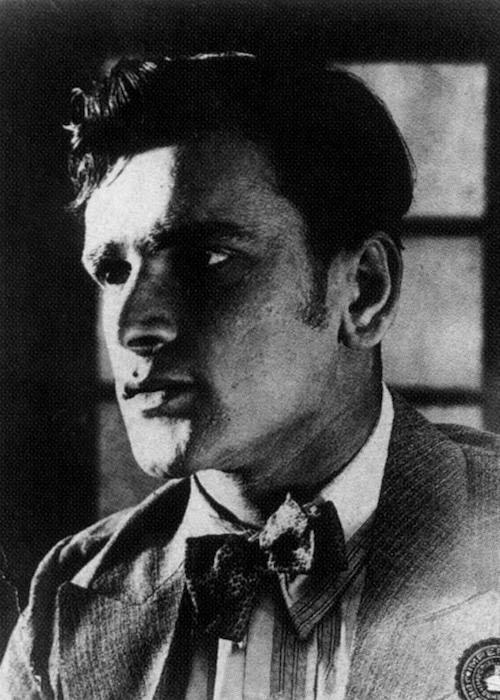 Prithviraj Kapoor's 1929 portrait