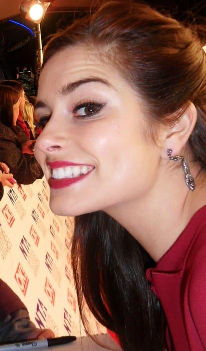 Rachel Shenton as seen in January 2009