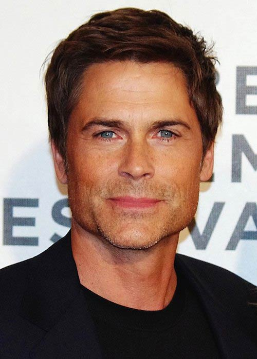 Rob Lowe at the 2012 Tribeca Film Festival