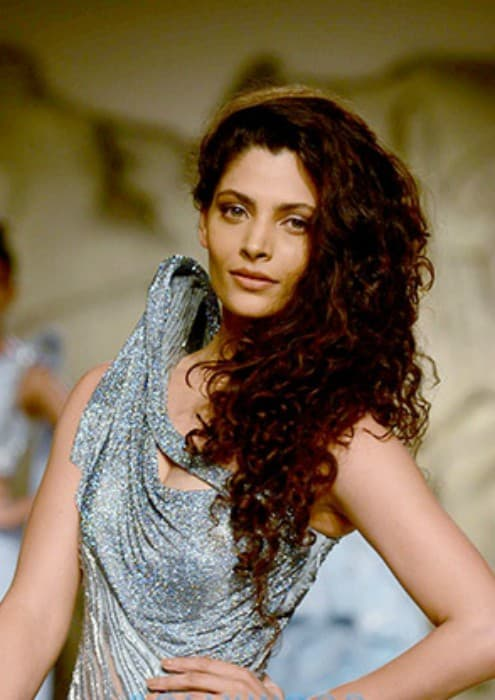Saiyami Kher as seen in August 2016