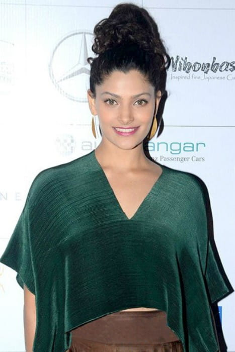 Saiyami Kher graces the Four Seasons lounge launch in July 2017