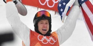 Shaun White Healthy Celeb