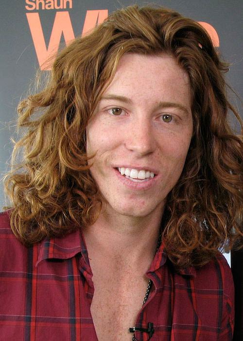 Shaun White in Utah in 2008