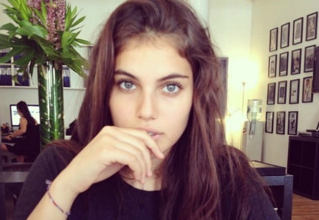 Shlomit Malka as seen in March 2013