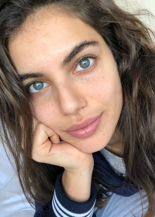 Shlomit Malka in a selfie in January 2018