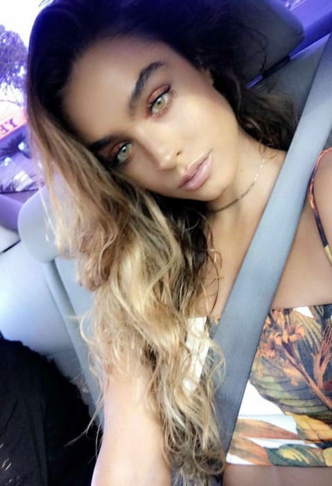 Sommer Ray as seen in January 2018