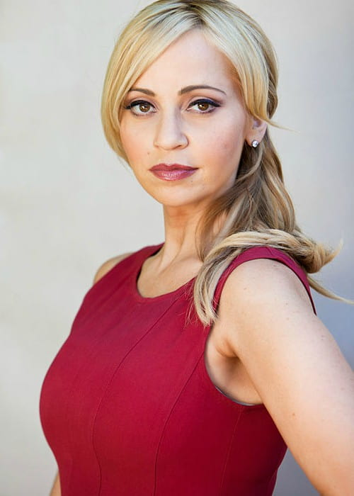 Tara Strong as seen in September 2012
