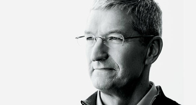 Tim Cook as seen in August 2016