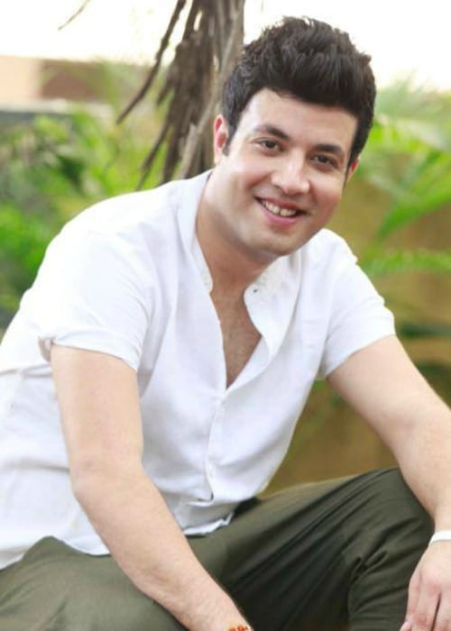 Varun Sharma as seen in July 2017