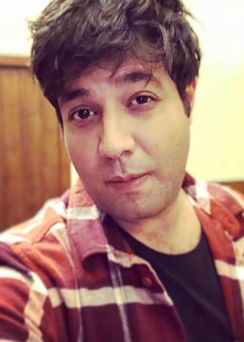 Varun Sharma in an Instagram selfie in January 2018