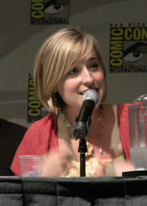 Allison Mack as seen in July 2009