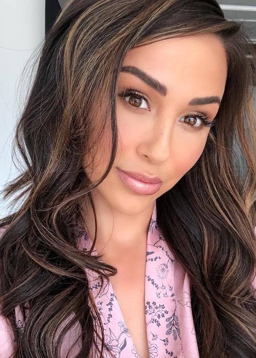 Ana Cheri in an April 2018 selfie