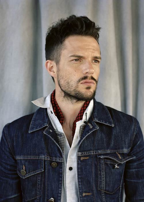 Brandon Flowers as seen in 2011