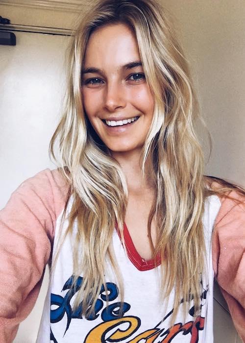 Bridget Malcolm looking adorable as seen in March 2018