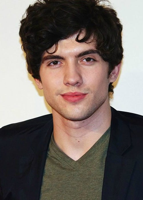 Carter Jenkins at the 2012 Tribeca Film Festival