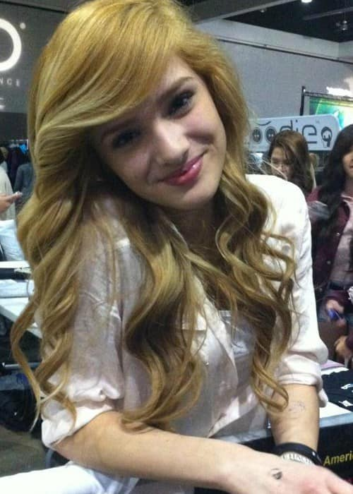 Chachi Gonzales as seen in July 2012