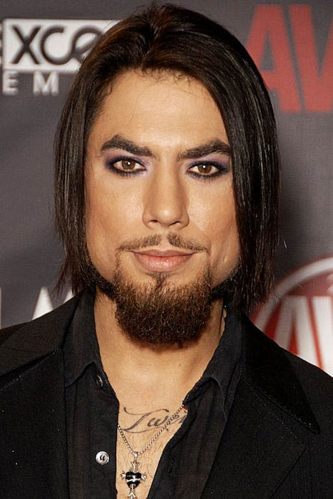 Dave Navarro at the AVN Awards Show 2010