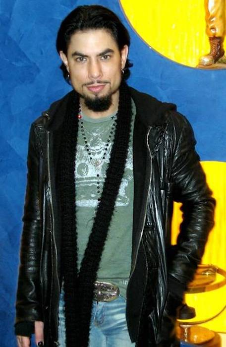 Dave Navarro during a public appearance in 2007