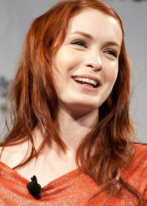 Felicia Day at South by Southwest in 2011