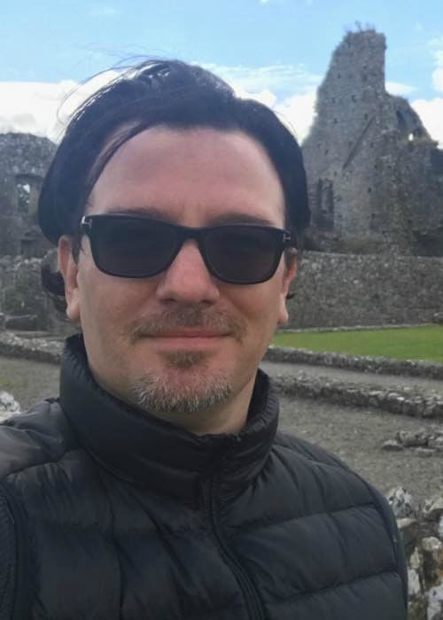 JC Chasez in an Instagram selfie as seen in July 2017