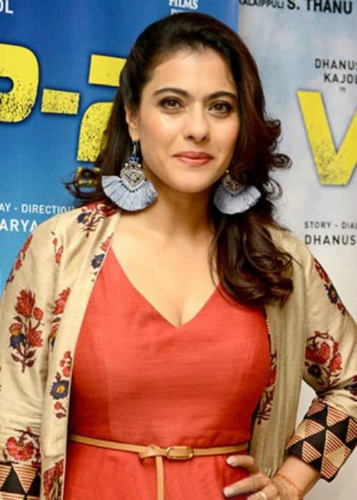 Kajol as seen in July 2017