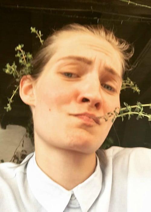 Karolin Wolter as seen in August 2015