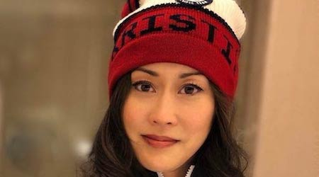 Kristi Yamaguchi Height, Weight, Age, Body Statistics
