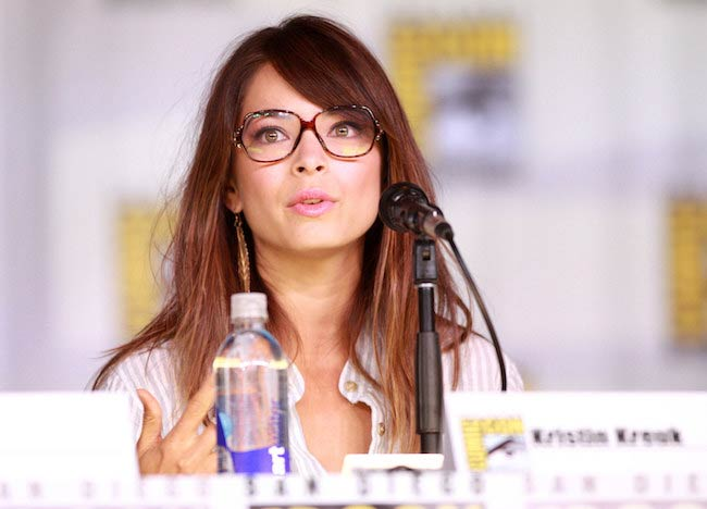 Kristin Kreuk at the 2013 San Diego Comic-Con International
