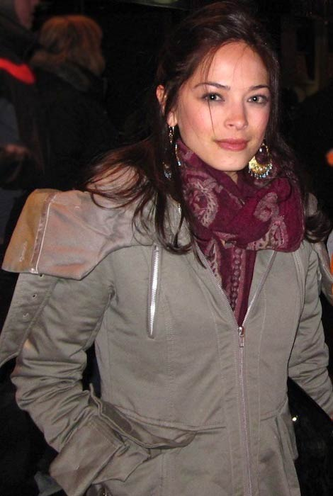 Kristin Kreuk as seen in 2011