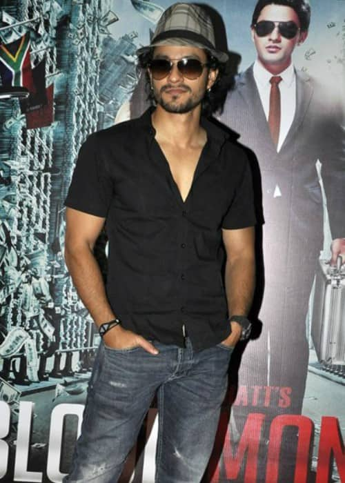 Kunal Khemu during the promotions of Blood Money in April 2012