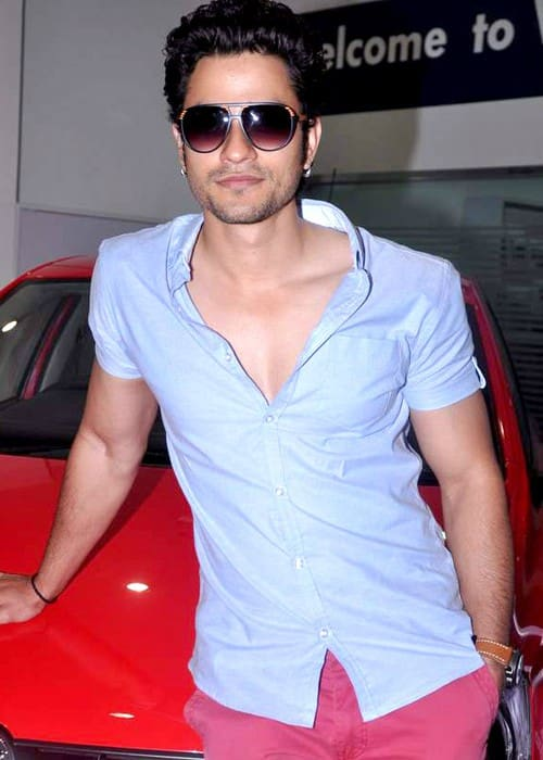 Kunal Khemu during the promotions of Go Goa Gone in July 2012