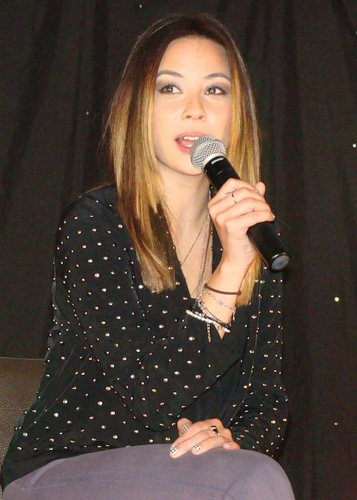 Malese Jow during an interview in June 2012
