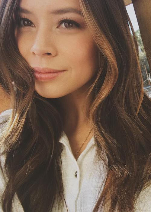 Malese Jow in an Instagram selfie in January 2018