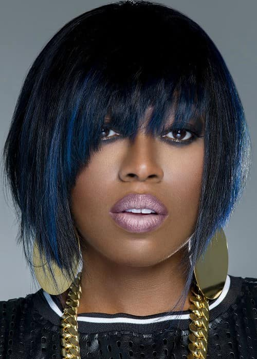 Missy Elliott as seen in December 2015