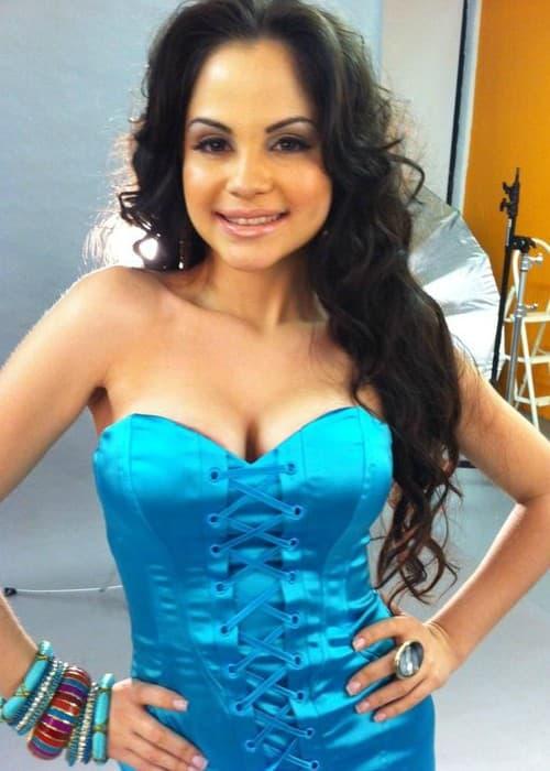 Natti Natasha as seen in December 2011