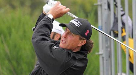 Phil Mickelson Height, Weight, Age, Body Statistics