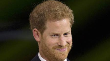 Prince Harry Workout and Diet for The Royal Wedding
