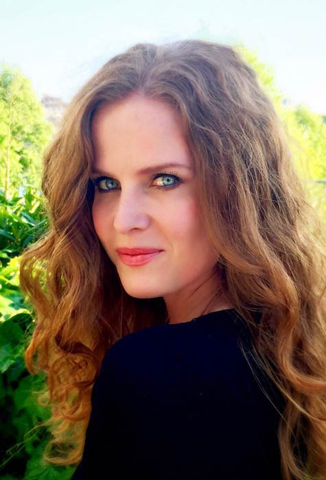Rebecca Mader as seen in May 2017