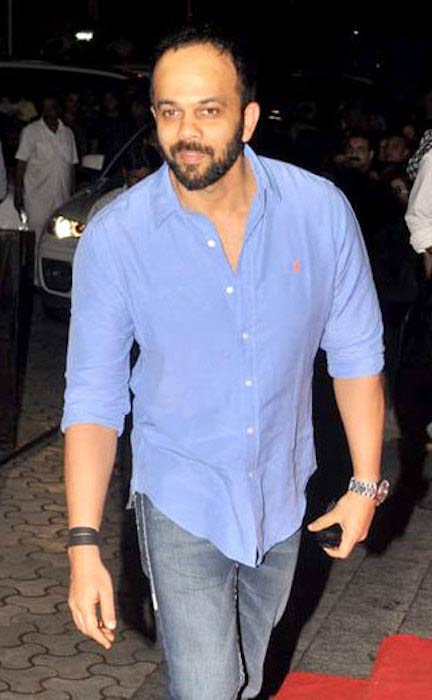 Rohit Shetty at the special screening of 'Bol Bachchan' in 2012