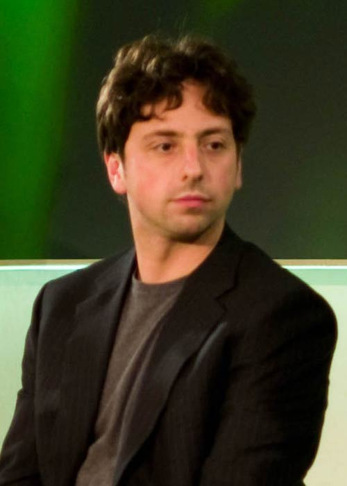 Sergey Brin at Google Zeitgeist Europe 2008