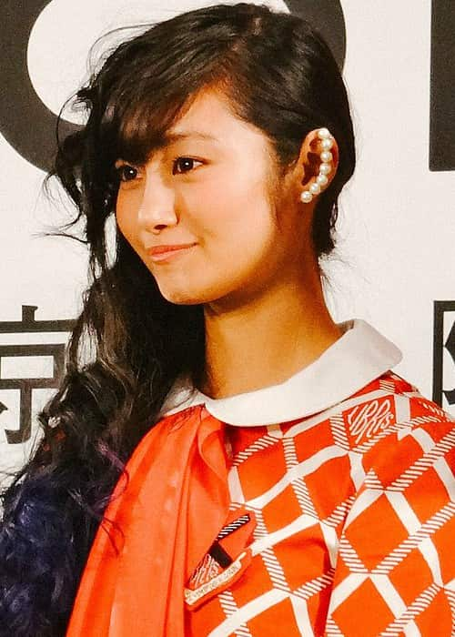 Shioli Kutsuna as seen in October 2013