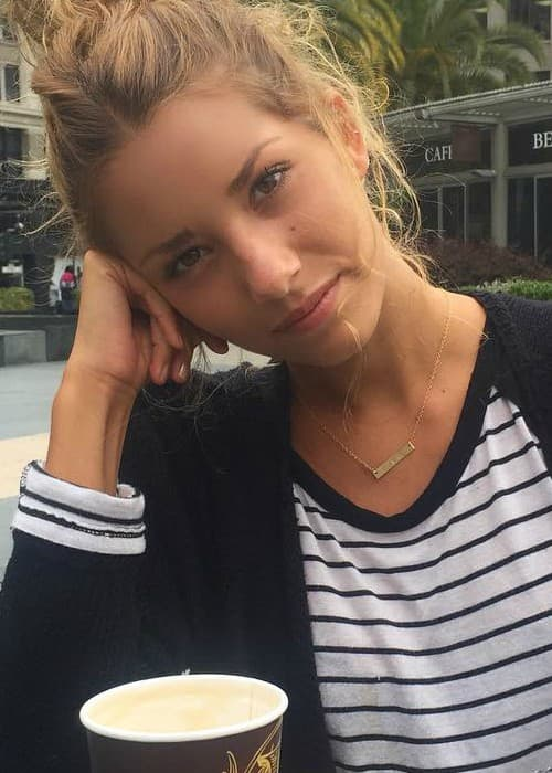 Sierra Skye as seen in August 2016