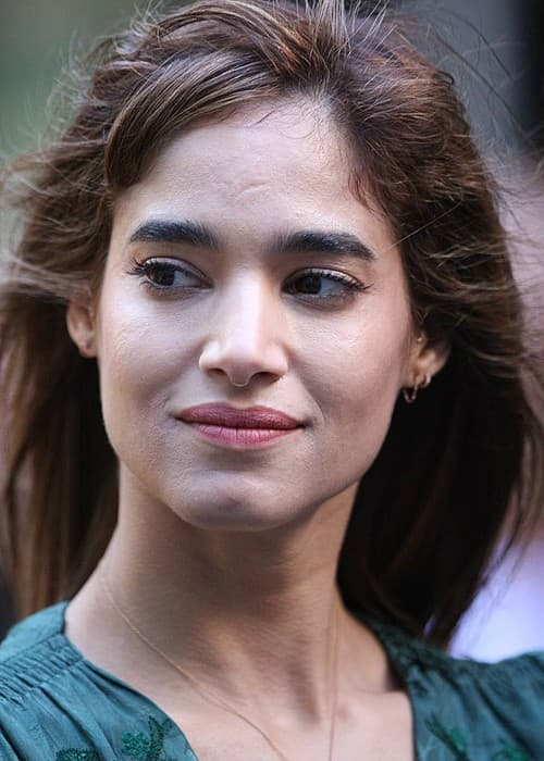 Sofia Boutella as seen in May 2017