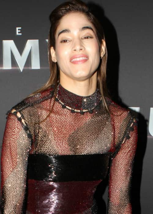 Sofia Boutella in May 2017