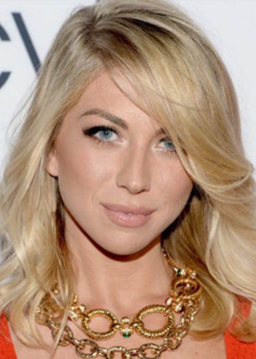 Stassi Schroeder as seen in September 2014