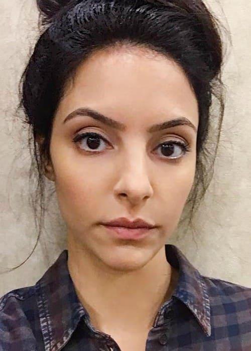 Tala Ashe in an Instagram selfie as seen in March 2018
